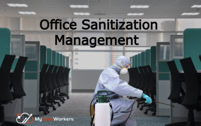 How our System is playing a vital role in sanitizing the offices?