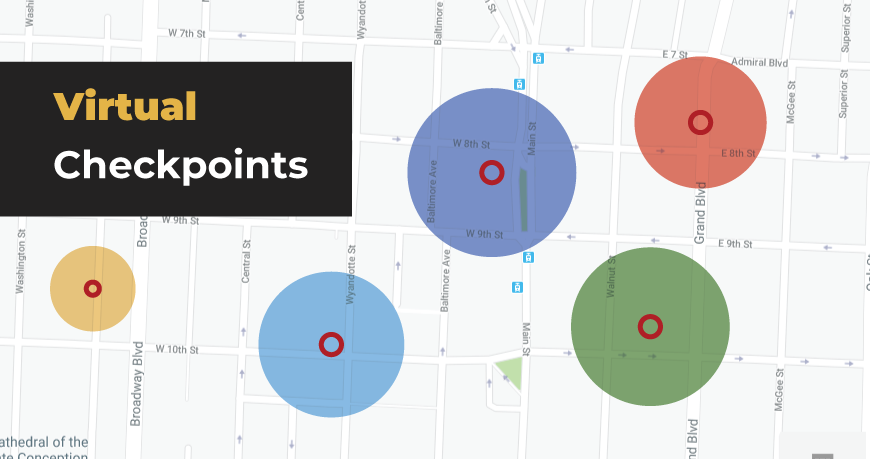 Virtual Checkpoints – New Feature!!!