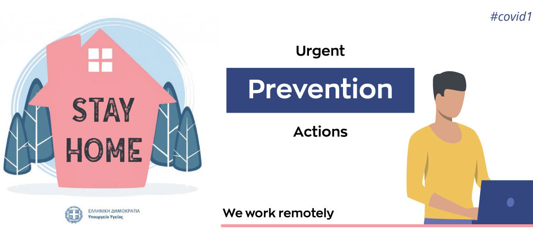 Urgent Prevention Actions due to Corona-virus Emergency