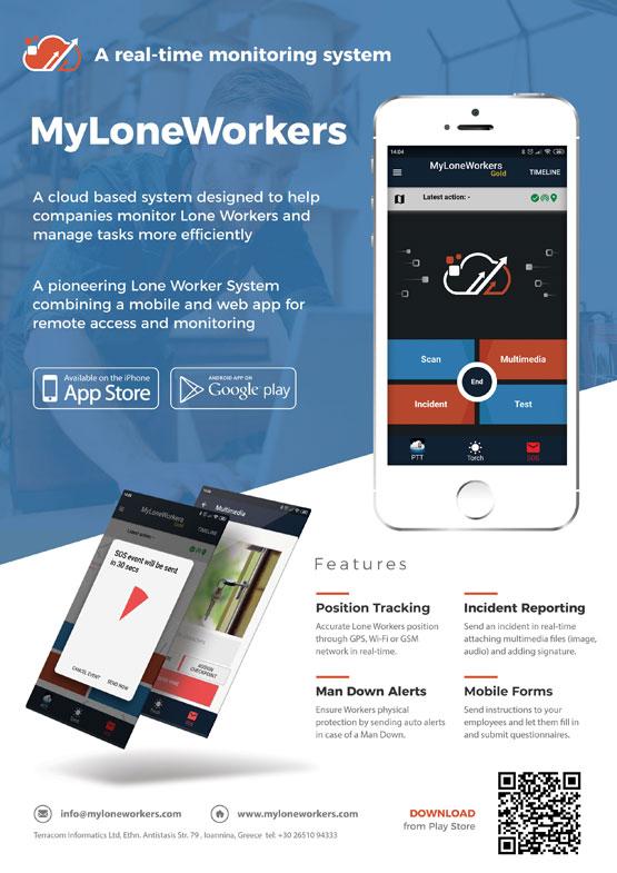 MyLoneWorkers Brochure