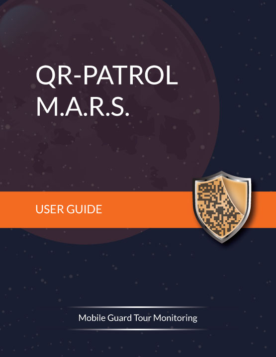 QR Patrol M.A.R.S User Guide