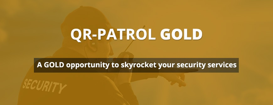 QR-Patrol GOLD edition is now available!