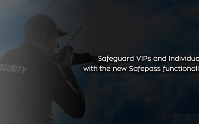 Safeguard VIPs and Individuals with the new Safepass functionality!!!